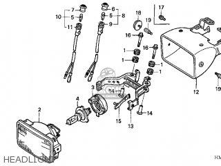 Honda TRX300EX 2003 (3) USA parts lists and schematics