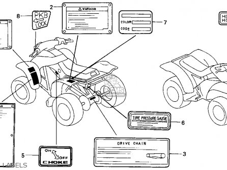88 Honda 350 Foreman Engine Diagram, 88, Free Engine Image