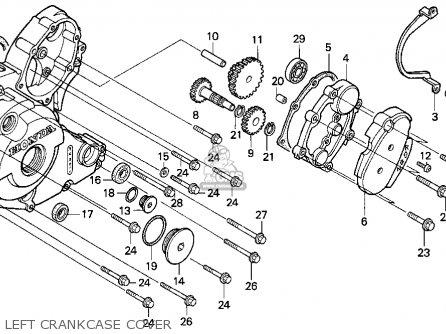 Honda 300ex carburetor cleaning