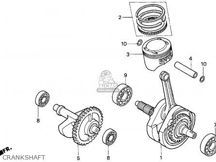 Honda Trx300ex Fourtrax 300ex 1999 (x) Usa parts list