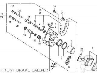 Honda TRX300EX SPORTRAX 2007 (7) CANADA parts lists and
