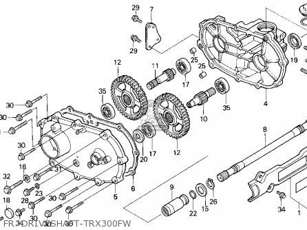 1996 Kawasaki Bayou 300 Wiring Diagram Kawasaki 4 Wheeler