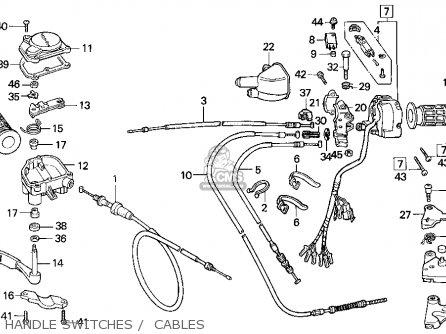 Honda Trx300fw Fourtrax 4x4 1992 Usa Fr Brake Master