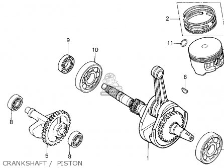 Honda TRX300FW FOURTRAX 4X4 1993 (P) USA parts lists and