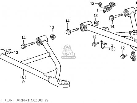 Optional Wiring Diagram For Honda Recon Atv