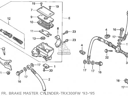 Honda Carburetor Diagram 300 Fourtrax, Honda, Free Engine