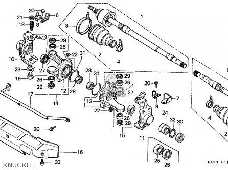 Kawasaki Bayou Schematic Honda Foreman Schematic Wiring