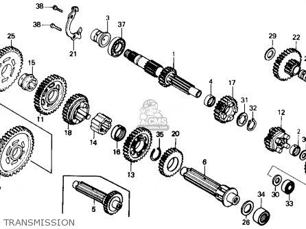 Honda Fourtrax 350 Wiring Diagram Honda Odyssey 350 Wiring