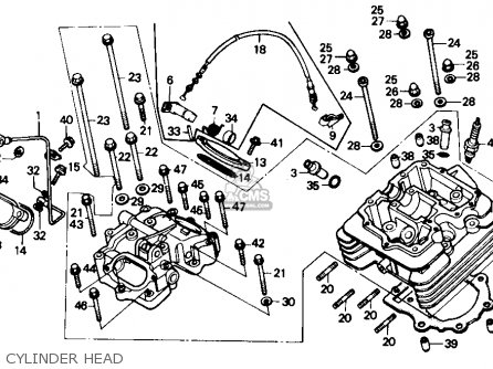 Honda Rancher Carburetor Diagram, Honda, Free Engine Image