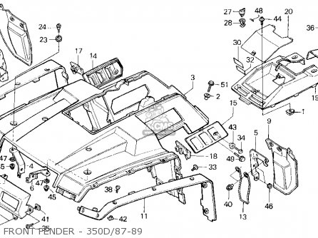 87 Honda Cbr600f Wiring Diagram Wiring Diagram Kawasaki