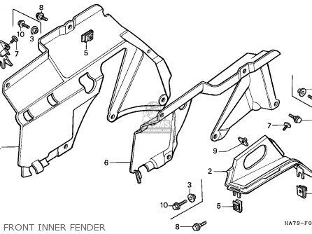 Honda Trx350d Fourtrax 1987 (h) England Mm Sul parts list