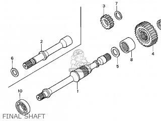 Honda TRX350FE 2002 (2) USA parts lists and schematics