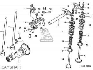 Honda TRX350FE FOURTRAX 2000 (Y) AUSTRALIA parts lists and