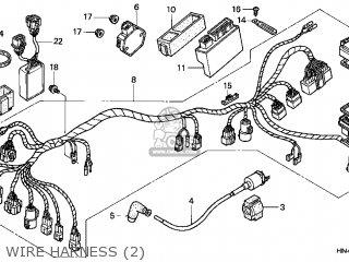 Honda TRX350FE FOURTRAX RANCHER 4X4 ES 2000 (Y) USA parts