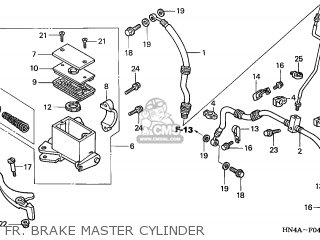 Honda TRX350FE2 RANCHER 4X4 ES 2002 (2) USA EC parts lists