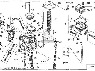 Honda TRX350FM 2006 (6) USA parts lists and schematics