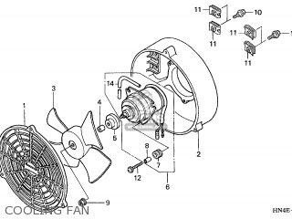 Honda TRX350FM FOURTRAX 2002 (2) AUSTRALIA parts lists and