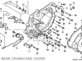 Honda TRX350FM FOURTRAX 2003 (3) USA parts lists and
