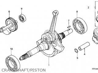 Honda TRX350FM FOURTRAX RANCHER 4X4 2000 (Y) USA parts