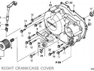 Honda TRX400EX 2004 (4) USA parts lists and schematics