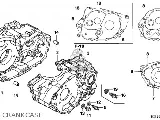 Honda 400 Fourtrax Wiring Diagram Honda Goldwing Wiring