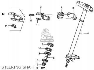 Honda TRX400EX FOURTRAX 400 EX 1999 (X) USA parts lists