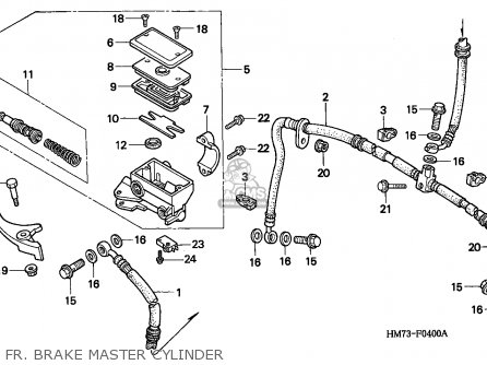 Honda TRX400FW FOURTRAX 1998 (W) USA parts lists and