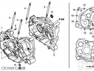 Honda TRX420FE FOURTRAX 2007 (7) AUSTRALIA / 4WD parts