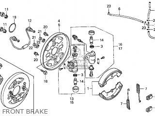 Brake Repair: Honda Foreman 450 Brake Repair