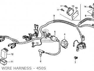 Honda Foreman 500 Wiring Diagram, Honda, Free Engine Image