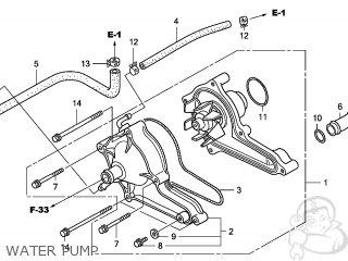 Honda TRX500FA FOURTRAX FOREMAN 2010 (A) AUSTRALIA parts