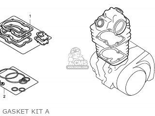 Honda TRX500FE 2010 (A) EUROPEAN DIRECT SALES / EC parts