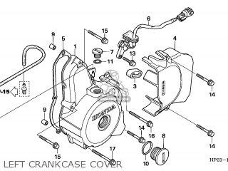 Honda TRX90 2006 (6) USA parts lists and schematics