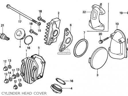 Honda Trx90 Fourtrax 1993 U.s.a (except California) parts