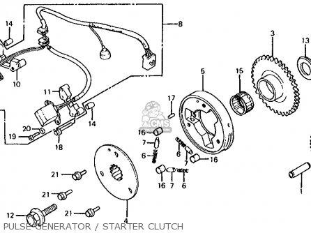 Honda VF1000R 1985 (F) USA CALIFORNIA parts lists and