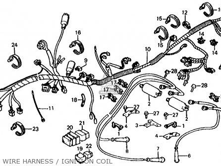 Honda Vf1000r 1985 Usa parts list partsmanual partsfiche