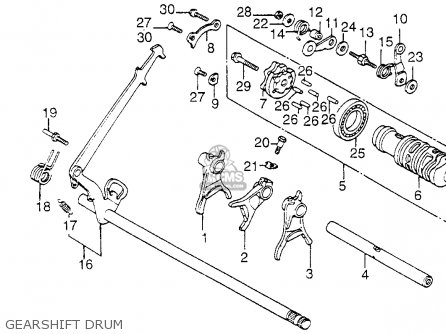 2000 Honda Civic Rear Suspension Diagram, 2000, Free
