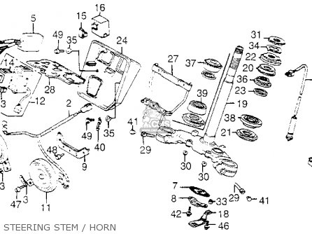Honda Magna 1100 Engine Honda Shadow 800 Wiring Diagram