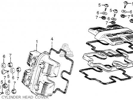 Honda Vf1100c Magna 1986 (g) Usa California parts list