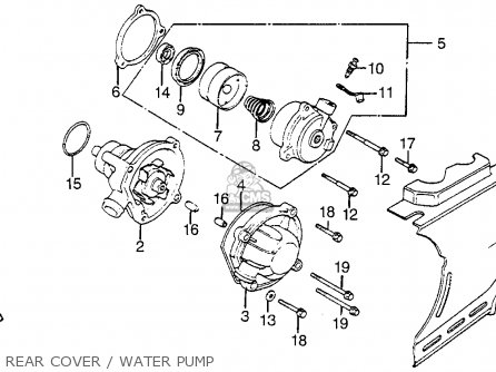 Honda Sabre 1100 Ignition Wiring Schematic