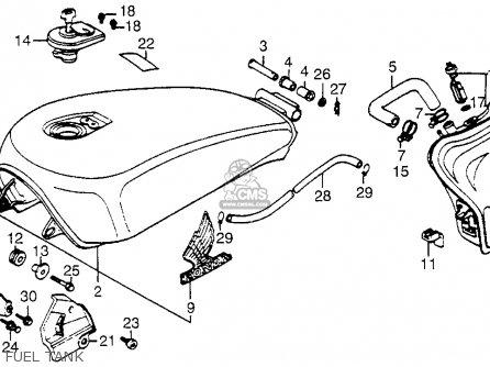 1984 Honda magna v30 parts