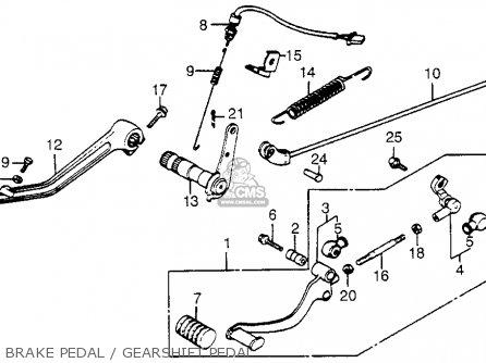 Honda VF500C V30MAGNA 1984 (E) USA CALIFORNIA parts lists