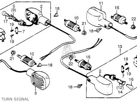 Wiring Diagram For 84 Honda Vf 750 Honda 250 Wiring