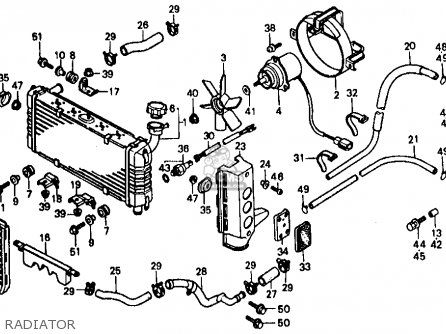 Water Pump Honda Carburetor Diagram Honda Rectifier