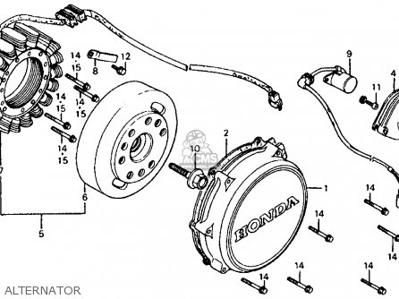 Honda Magna Engine Diagram, Honda, Free Engine Image For