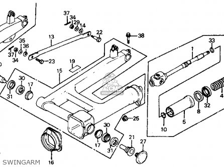 Wiring Diagram For 84 Honda Magna Honda Magna Ignition