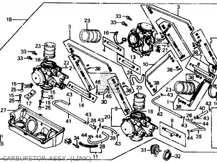 1985 Honda Magna Clutch Parts Diagram 1984 Honda Shadow