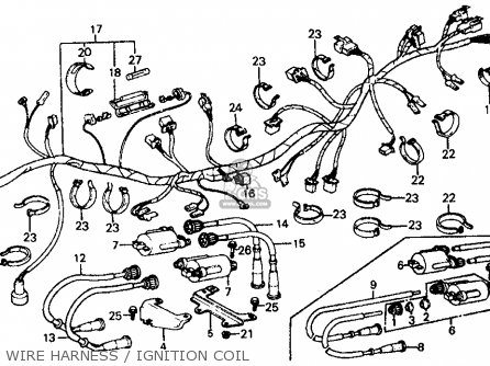 1982 Chevy Wiring Diagram Chevy Cooling System Wiring