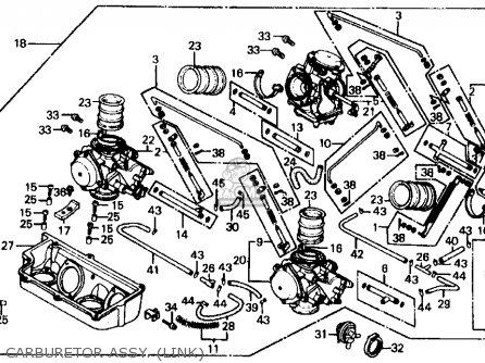 Honda Vf700c Magna 1986 Usa parts list partsmanual partsfiche