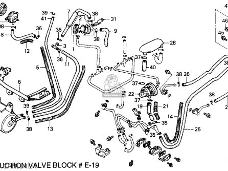 Honda VF700C SUPERMAGNA 1987 (H) USA CALIFORNIA parts